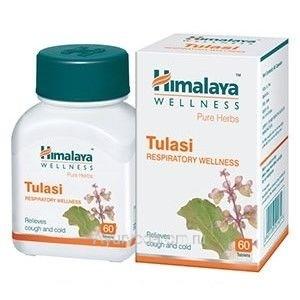 Туласи 60 таблеток Гималая, Индия (Tulasi Himalaya)