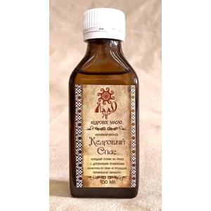«Кедровый спас» масло кедровое, 100 мл, ЛадоЯр