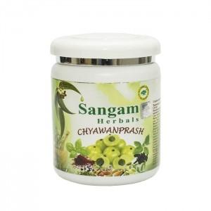 Чаванпраш 500г. САНГАМ  ХЕРБАЛС (Sangam Herbals) Индия