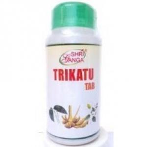 Трикату, 120 таб, Шри Ганга (Trikatu Shri Ganga)