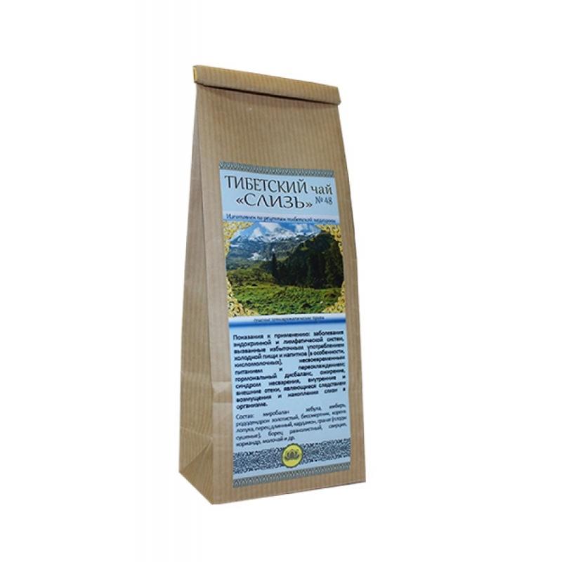 тибетский чай для похудения млесна