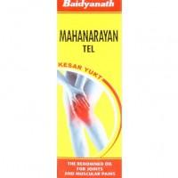 """Против Боли в Суставах """"Маханараян Масло"""" (Mahanarayan Tel """"Oil"""") 100мл. Baidyanath"""